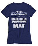 Black Queen Who Was Born in May