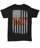 Keep America Great Shirt, American Flag Design Trump 2020 T-shirt