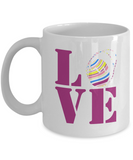 Love Egg Easter Coffee Mug Tea Cup Gift for Easter Day