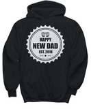 Happy New Dad Est. 2018 Father's Day Gift Ideas