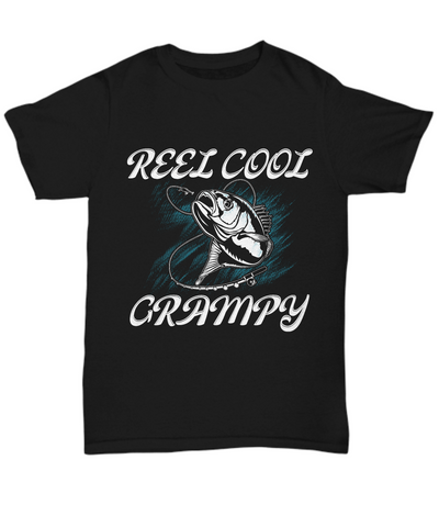 Cool Fishing Grampy Shirt Funny Fishing Gift for Fisherman, Gifts For Dad