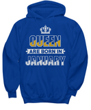 Queen Are Born In January