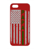 Papa U.S Flag Pride Phone Case