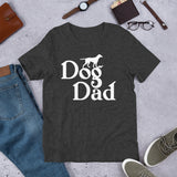 Dog Dad T-Shirt, Mutt Lover Gift for Him, Rescue Dog, Adopted Mutt for Men