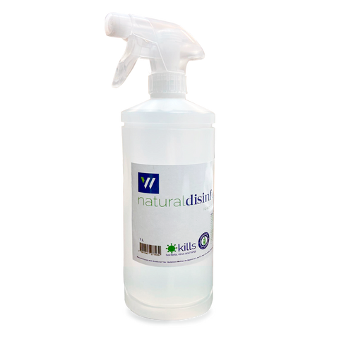 WHOLER 100% Natural Disinfectant