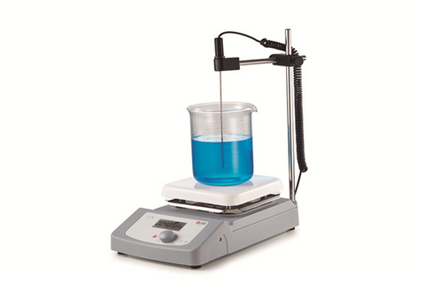 HP380-Pro LCD Digital Hotplate Magnetic Stirrer