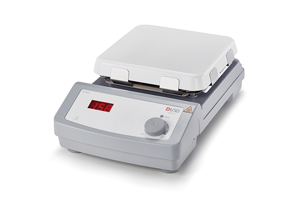 HP550-S LED Digital 7'' Square Hotplate