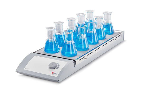 MS-M-S10 10-Channel Classic Magnetic Stirrer