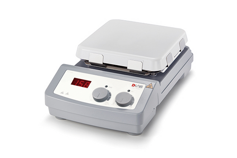 MS7-H550-S LED Digital 7'' Square Hotplate Magnetic Stirrer