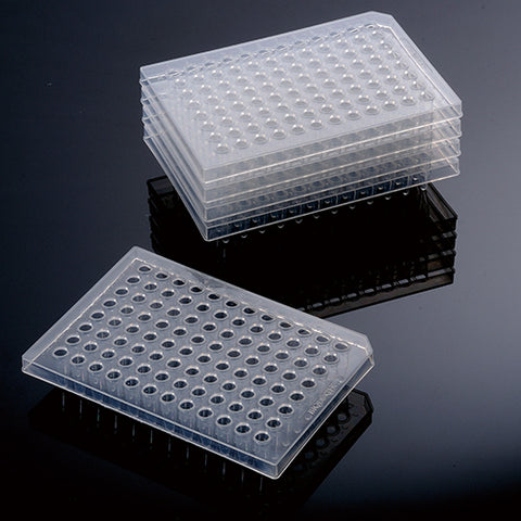 Biologix 60-0056 Polyethylene PCR Plates (Pack of 100)