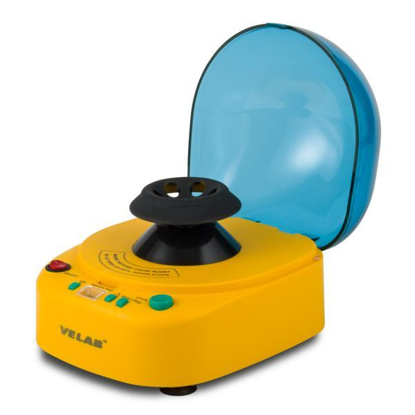 PRO-12K Micro Centrifuge w/ Variable Speed and 4 Rotors 12k RPM