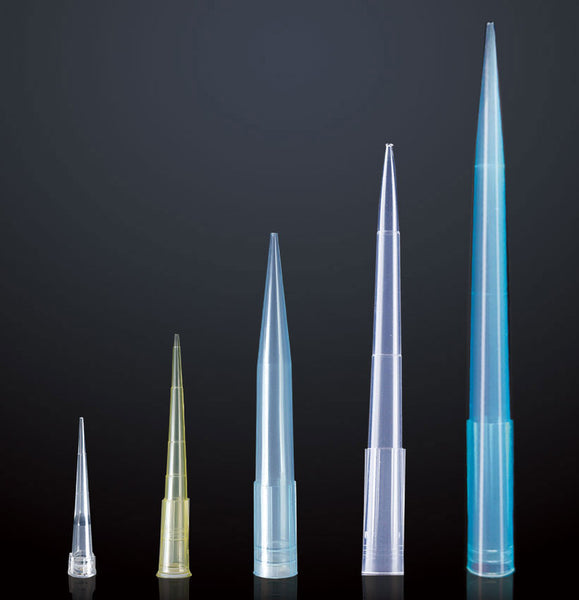 Biologix 20-0010 10µl Clear Polypropylene Non-Sterile  Autoclavable Pipet Tips. Molded Graduations.
