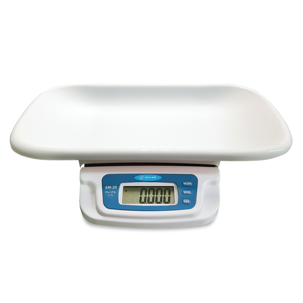 VE-20 Nonatal/Child Scale with Removable Pan