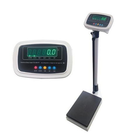 VE-200RT Digital Scale with Stadiometer 200 kg / 440 lb