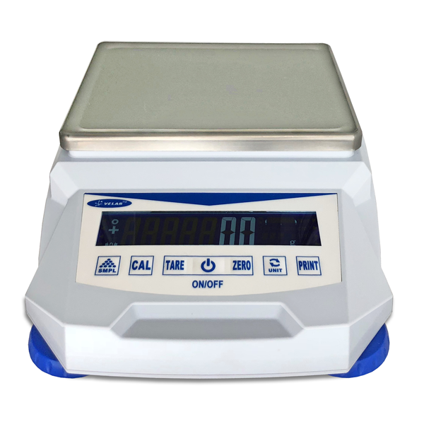 VE-5002H Precision Balance w/ internal rechargeable batteries