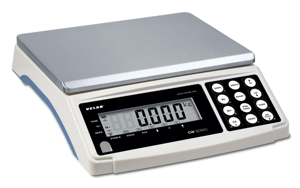 VE-CW6S Checkweighing Scales 6kg/12lb, 0.2g/0.0005lb