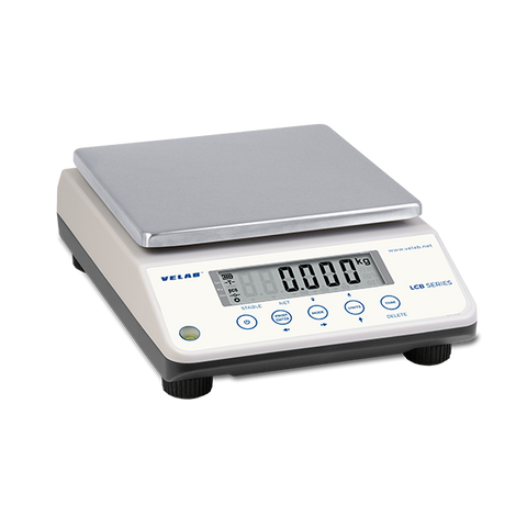 VE-LCB6 Compact Bench Scales, 6kg/12lb
