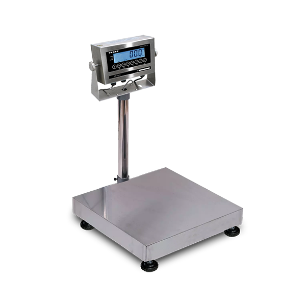 VE-WD60M WASHDOWN BENCH AND FLOOR SCALES