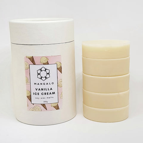 Vanilla Ice Cream Soy Wax Melts
