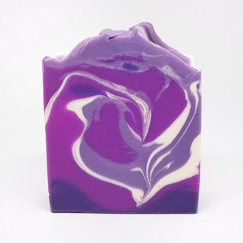 Grape Bubblegum Soap