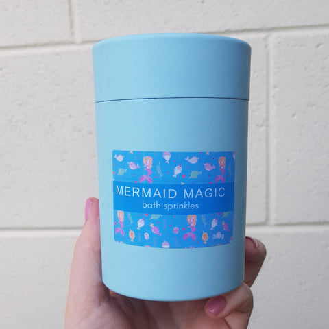 Mermaid Magic Bath Sprinkles