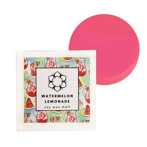 Watermelon Lemonade Single Soy Wax Melt
