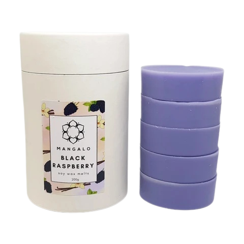 Black Raspberry Soy Wax Melts