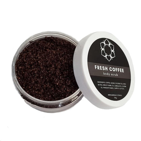 Mini Fresh Coffee Body Scrub