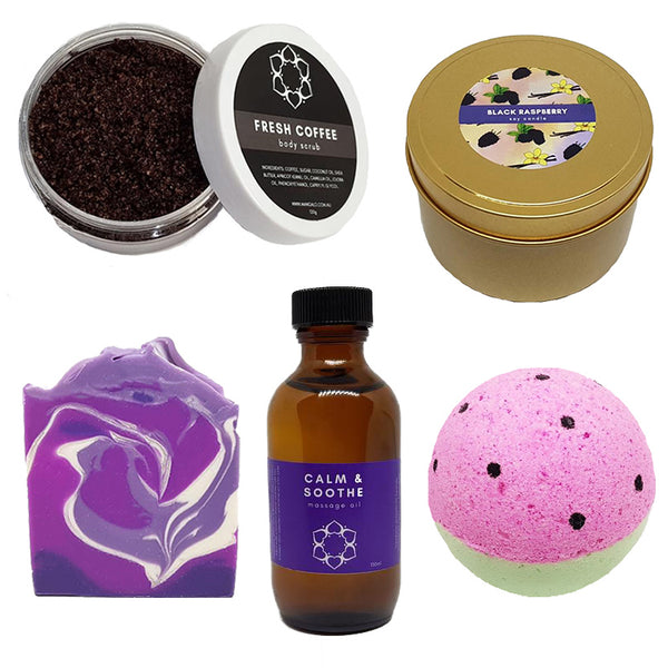 GIFT SET  5 products