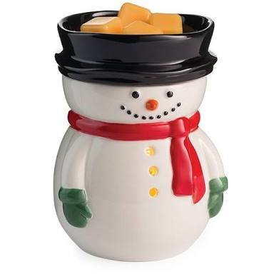 Snowman Electric Melt Warmer
