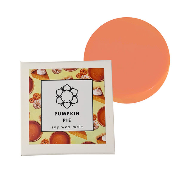 Pumpkin Pie Single Soy Wax Melt