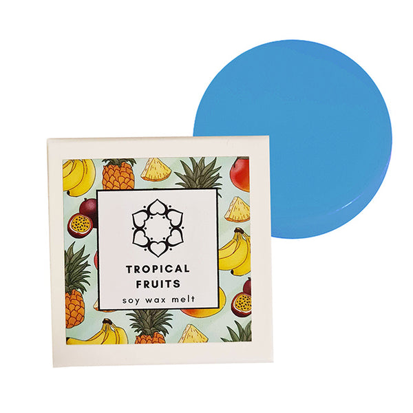 Tropical Fruits Single Soy Wax Melt