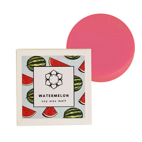 Watermelon Single Soy Wax Melt