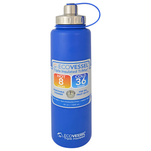 EcoVessel water bottle australia - habitat gear