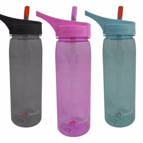 Eco Vessel Single Wall Tritan Bottle - 750ml