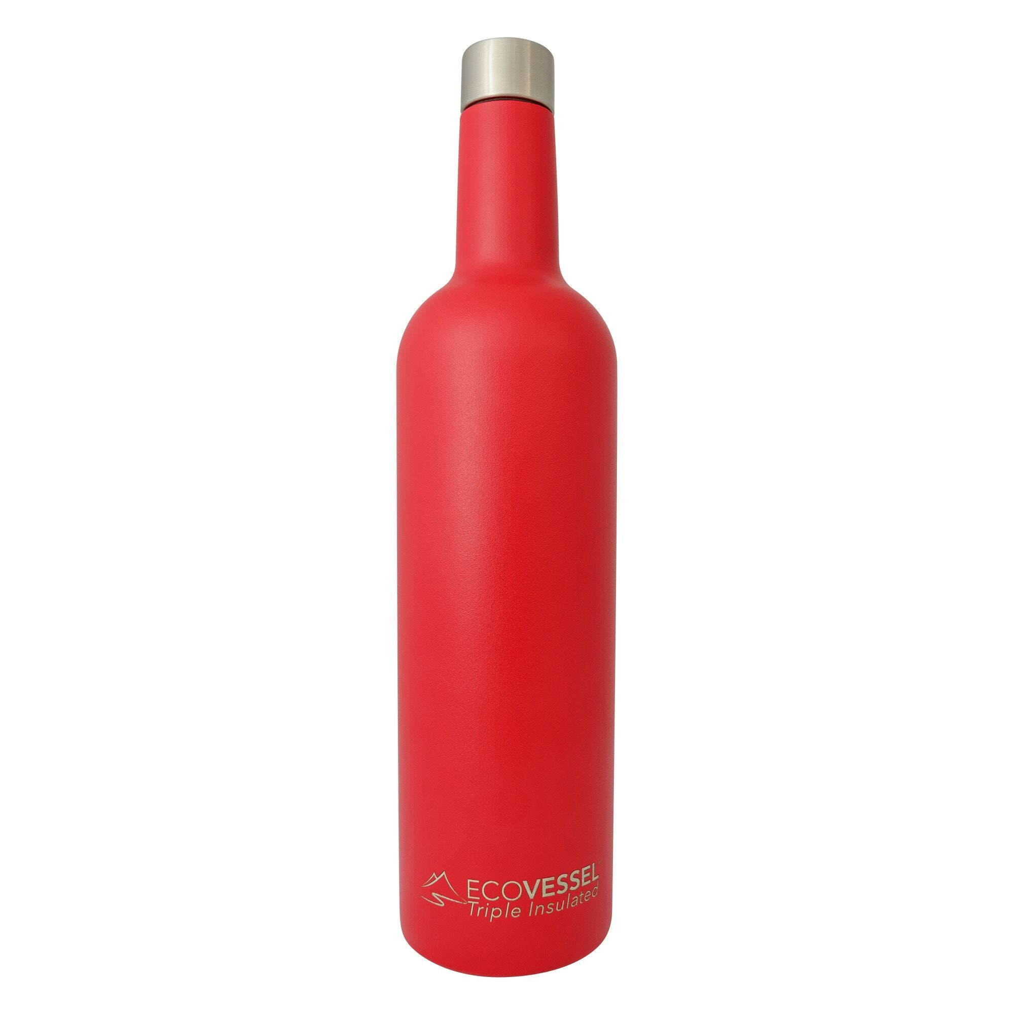 ecovessel vino wine bottle