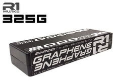8000 mAh 120C 7.4v 2S LiPo<BR>ENHANCED GRAPHENE BATTERY