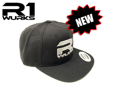 R1 Wurks Wool Flat Brim Hat - R1 Brushless Motor Lab, LLC.