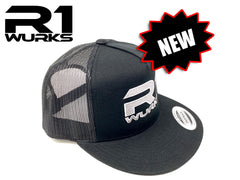 R1 Wurks Trucker Hat - R1 Brushless Motor Lab, LLC.