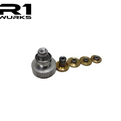 R1 Replacement Servo Gear Set 050003 A0