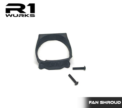 R1 Tape Down 40mm Fan Shroud 060024 B1