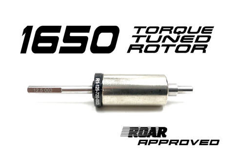 1650 TORQUE TUNED ROTOR - R1 Brushless Motor Lab, LLC.