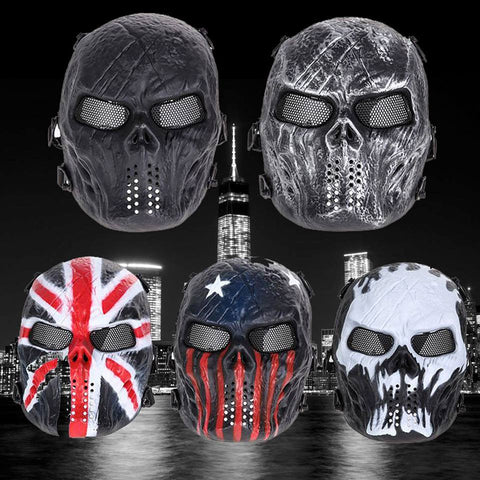 Airsoft Full Face Mask-Beyond The Outdoors