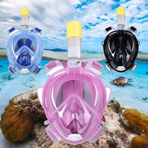 Full Face Snorkel Mask-Beyond The Outdoors