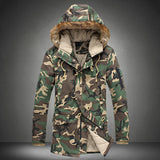 Camouflage Parka Mens-Beyond The Outdoors