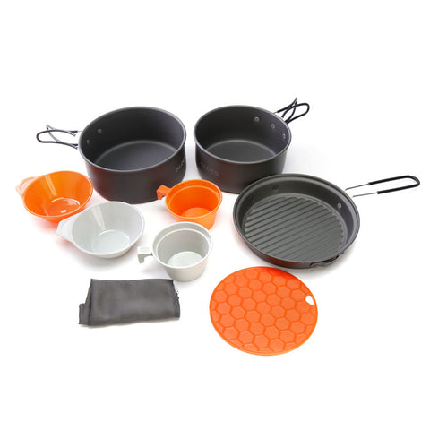 Camping Cookware Set-Beyond The Outdoors