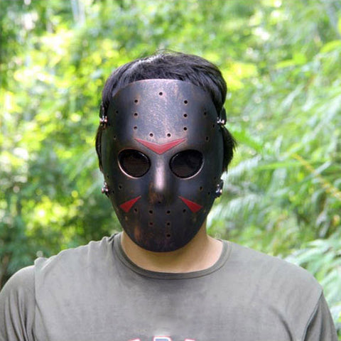 Airsoft Jason Mask-Beyond The Outdoors