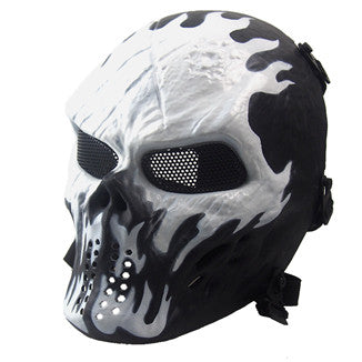 Camo Ghost Mask-Beyond The Outdoors