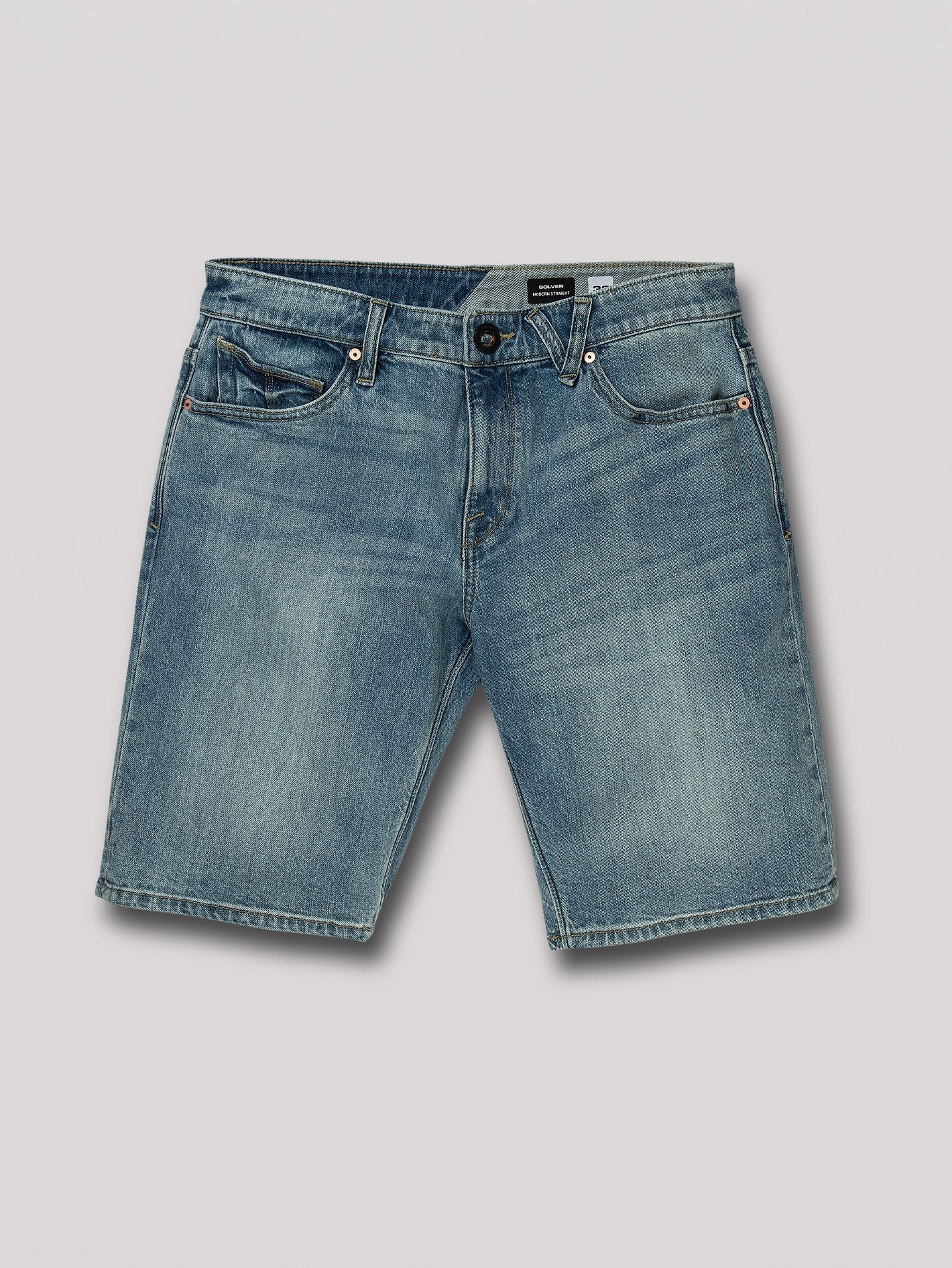 SOLVER DENIM SHORT 19