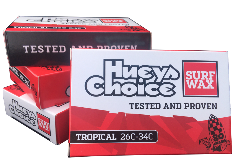 HUEYS CHOICE SURF WAX